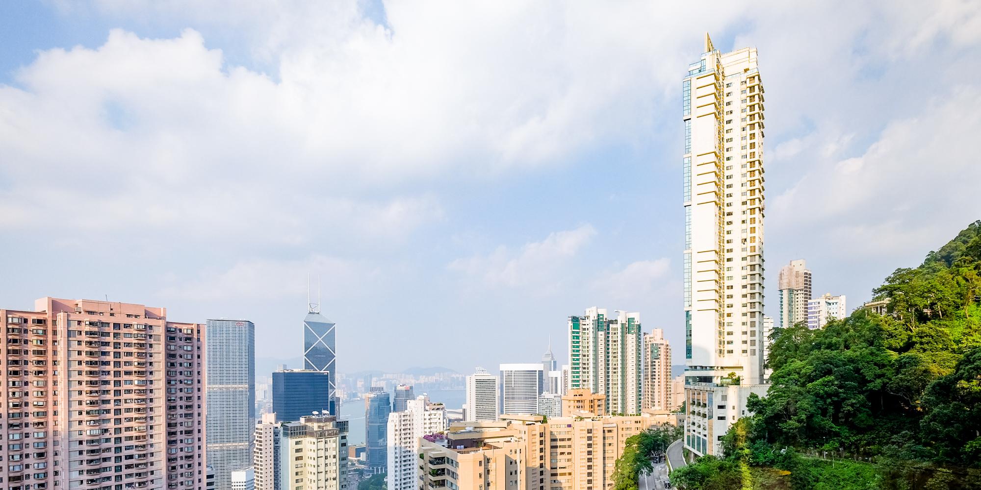 Century Tower I 世紀大厦一座