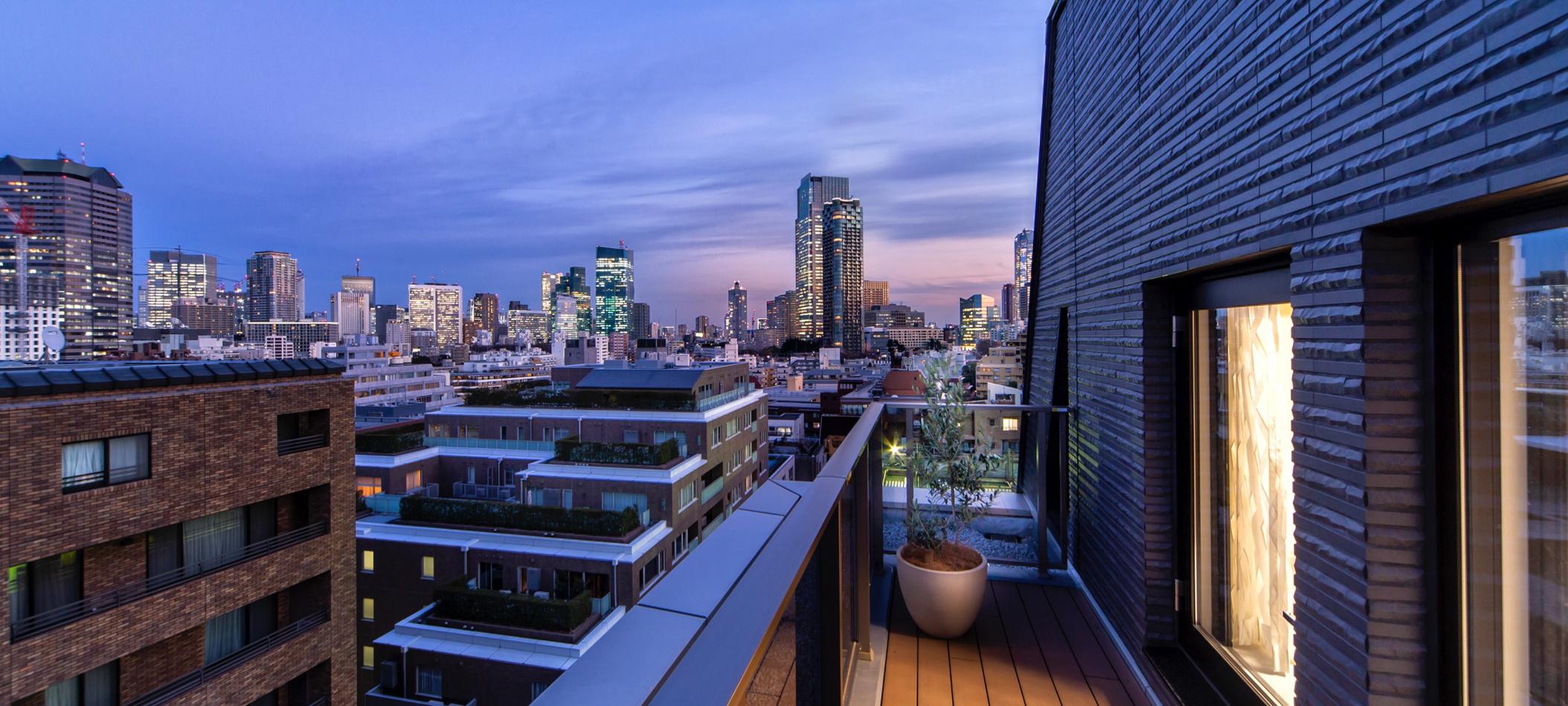 Tokyo Sunwood Aoyama 東京青山複式豪宅