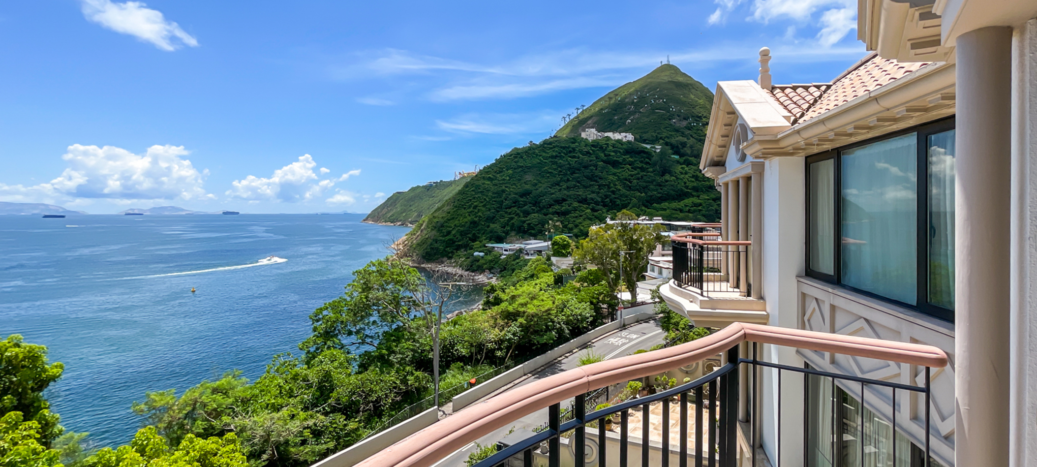 Deep Water Bay House For Sale